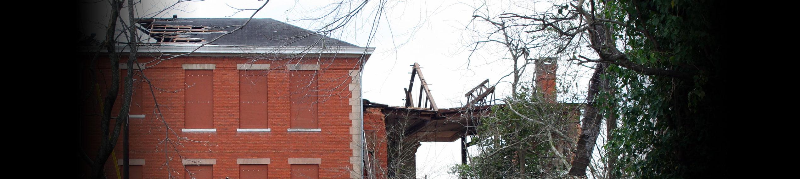 Wind & Storm Damage Repairs in Paul Davis Restoration of Northeast Georgia